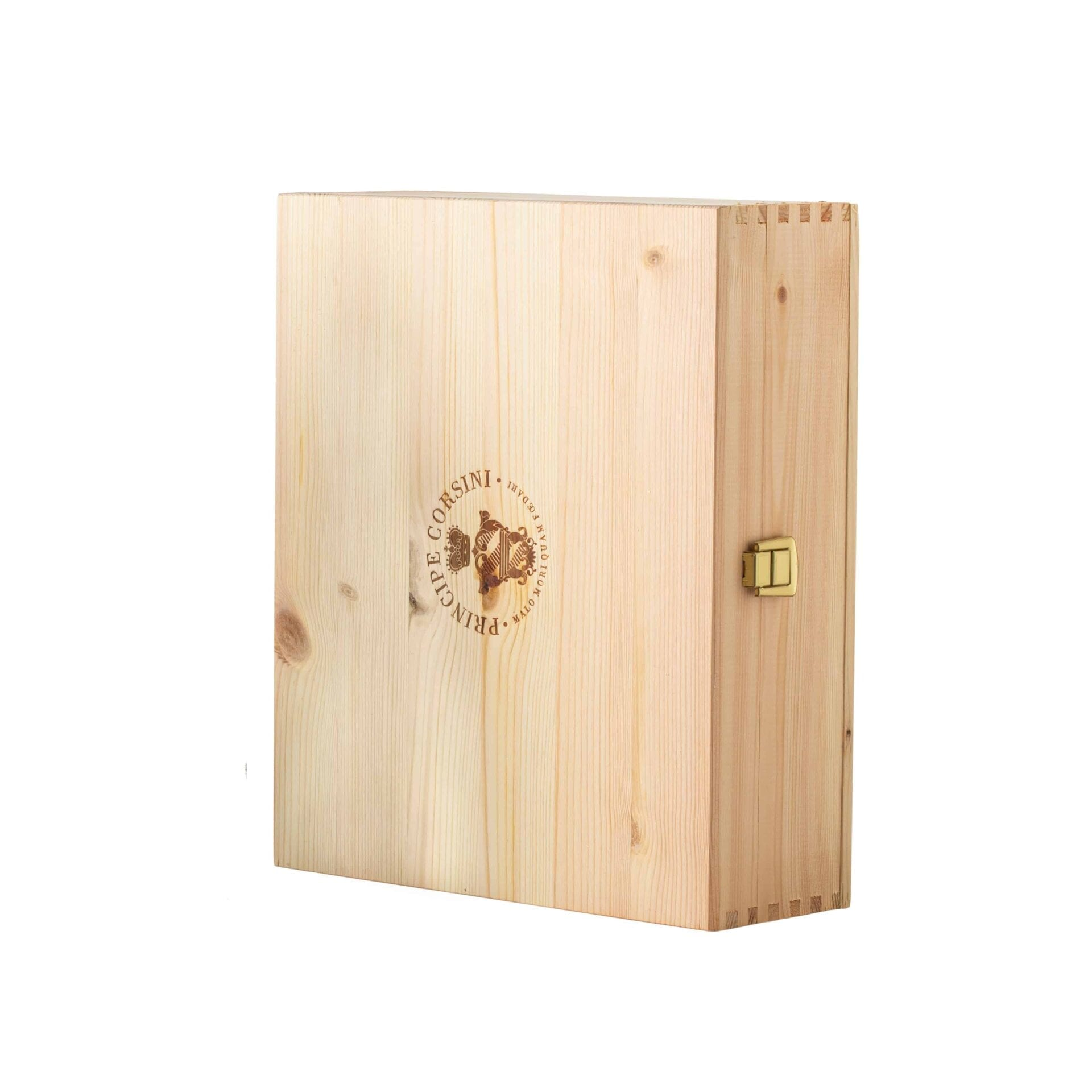 Wooden Box for 3 bottles 0,75 L